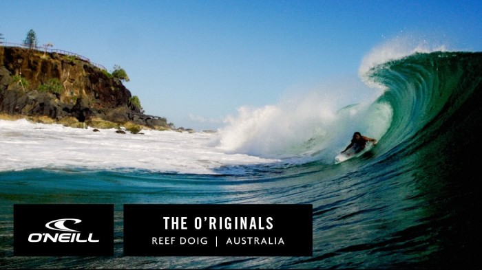 The O'Riginals – Reef Doig | O'Neill