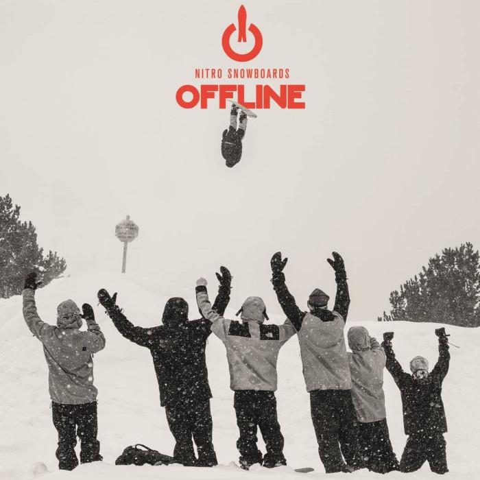 NITRO 'OFFLINE' E' ONLINE