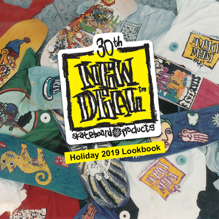 New Deal's 1990 opening recap video now playing!