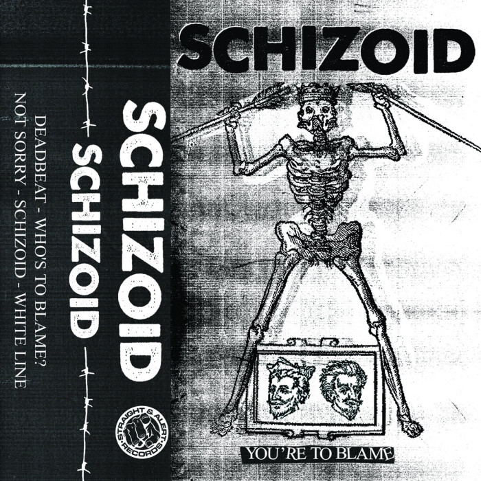 Schizoid 'You're To Blame'