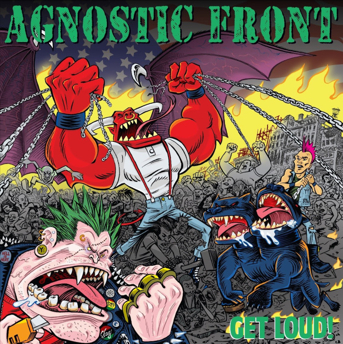 Agnostic Front – pubblicano il trailer che parla di come il NYHC sia diventato un brand!