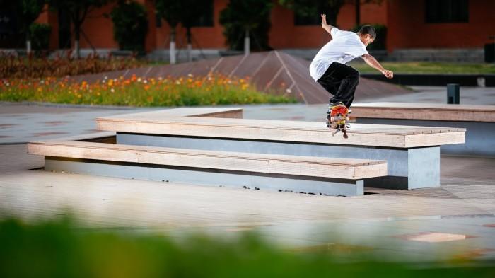 Primitive Skate   'Encore'
