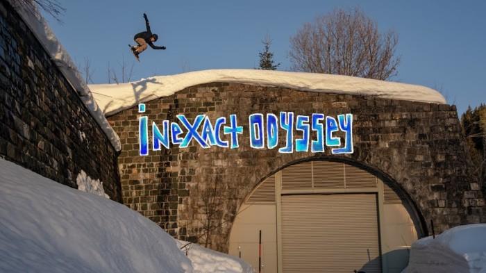 'Inexact Odyssey' a Volcom Snowboarding Film