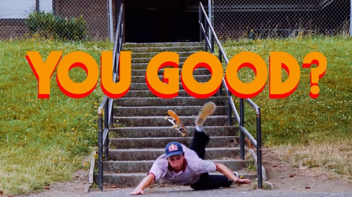Red Bull Skateboarding presents: 'YOU GOOD?'