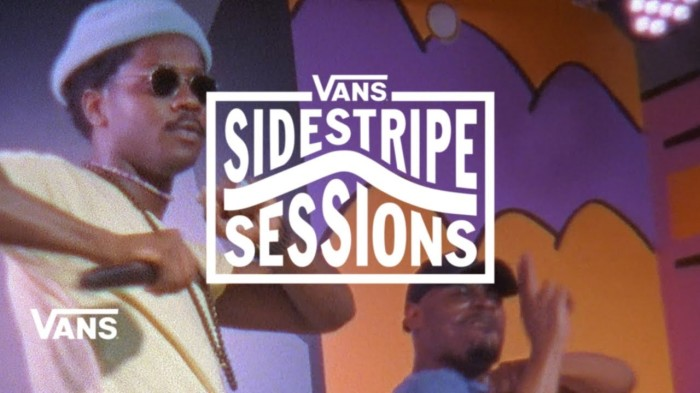 Channel Tres: Vans Sidestripe Sessions