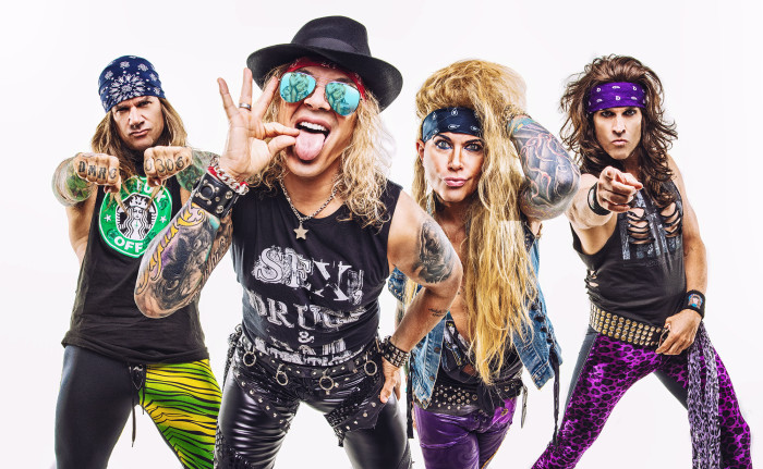 Steel Panther – guarda il video di 'Gods Of Pussy'