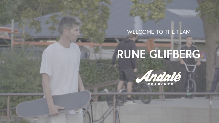 Rune Glifberg – Welcome to Andale