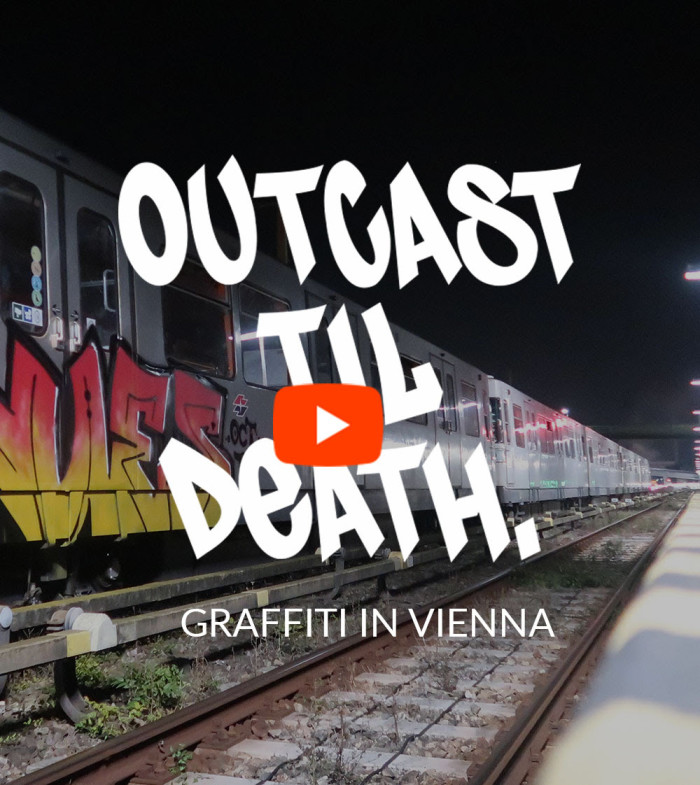 Outcast Til Death – One night in Vienna