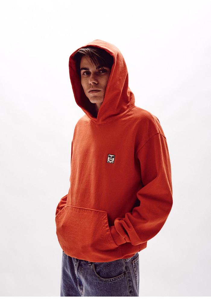 Obey / Made in USA heavyweight sweatshirts