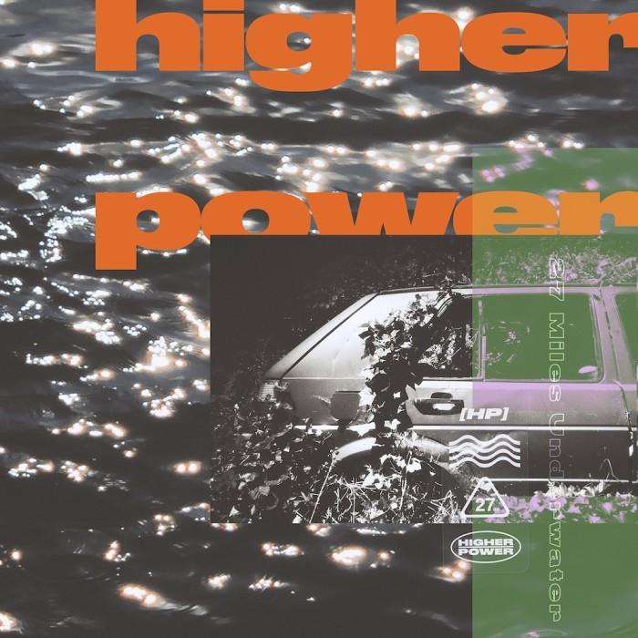 Higher Power '27 Miles Underwater'