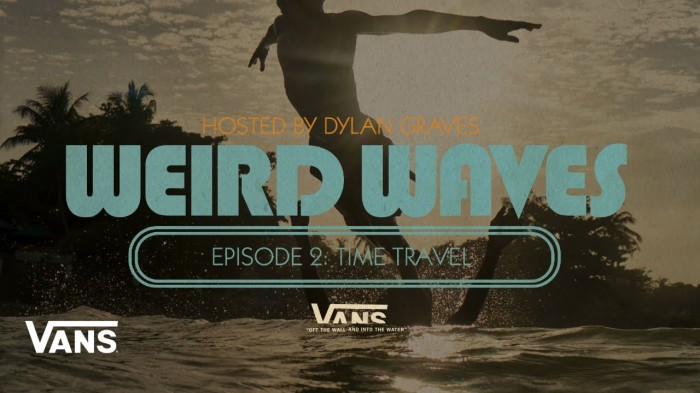 Weird Waves Season 2: Time Travel (Nigeria) | Surf | Vans