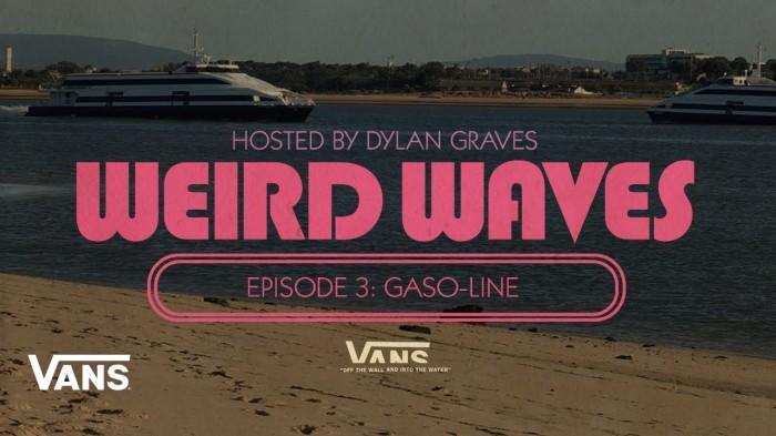 Weird Waves Season 2: Gaso-Line (Portugal) | Surf | Vans