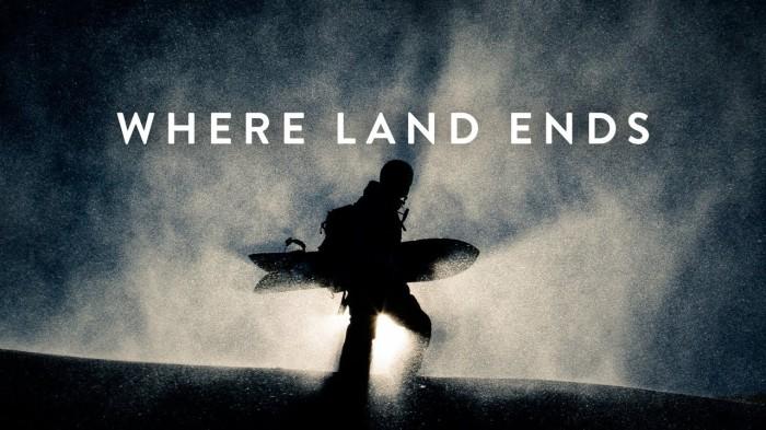 Jones presents: 'Where Land Ends'