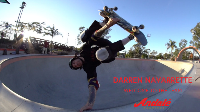 Welcome to the Team Darren Navarrette!