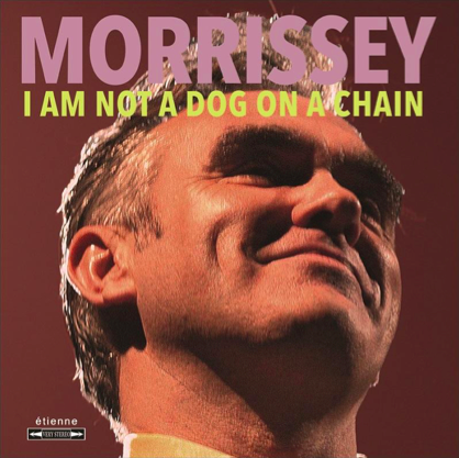 Morrissey releases new single 'Love Is On Its Way'