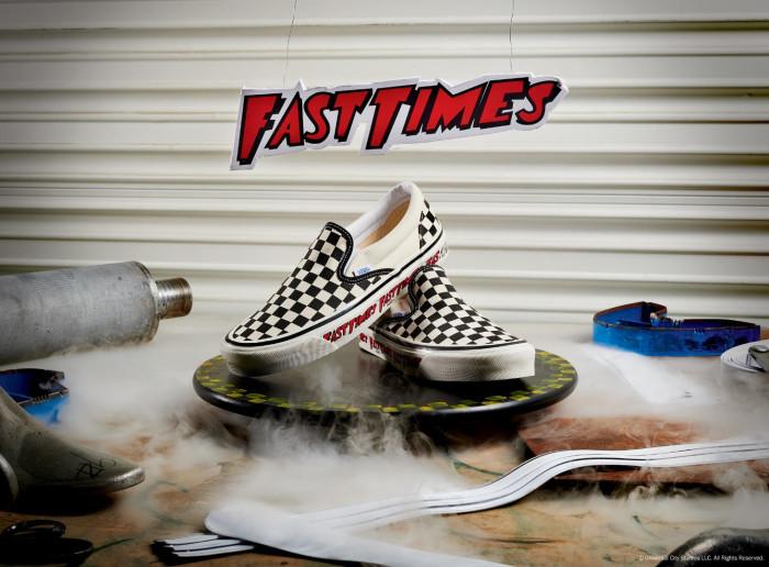 Vans x 'Fast Times At Ridgemont High'