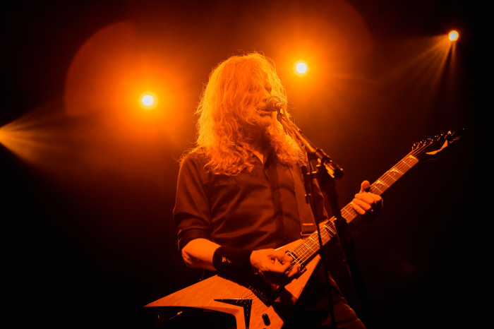 Megadeth + Five Fingers Death Punch @ Alcatraz, Milano – photorecap