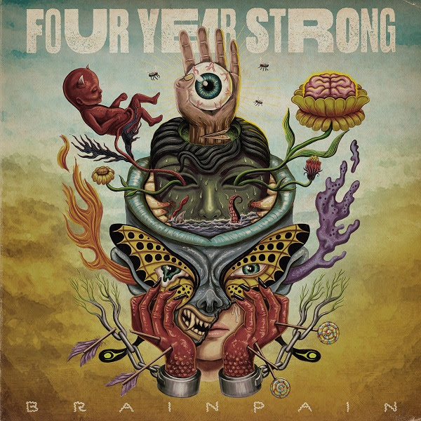 FOUR YEAR STRONG SHARE NEW VIDEO 'LEARN TO LOVE THE LIE'
