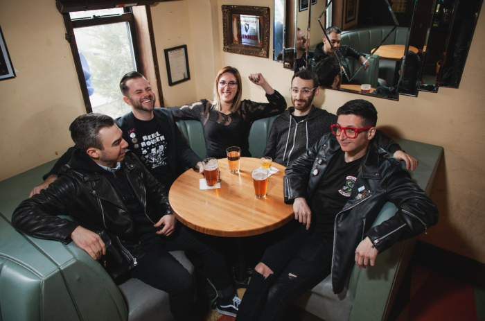 Answering Machine (Brooklyn, NY) signs with Wiretap Records