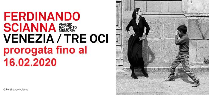 Prorogata la mostra Ferdinando Scianna | Viaggio Racconto Memoria |Casa dei Tre Oci, Venezia