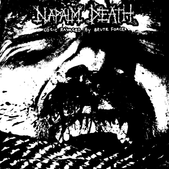 Napalm Death 'Logic Ravaged By Brute Force'