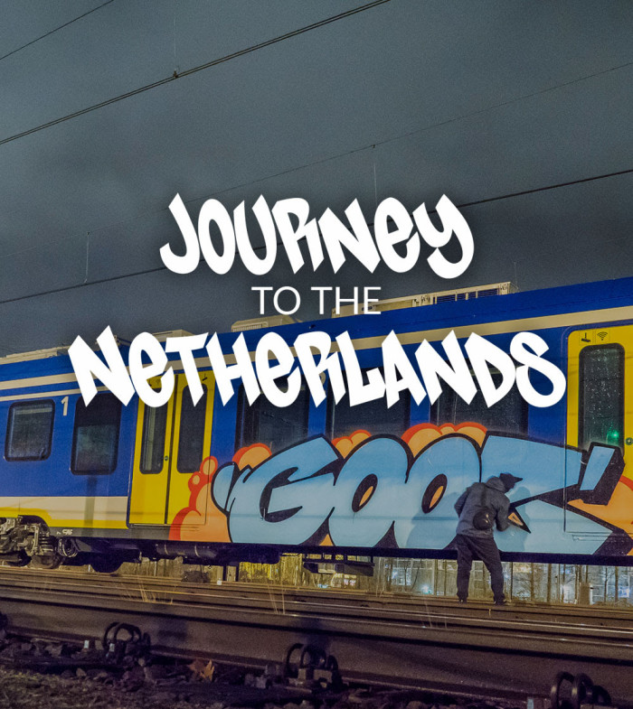 BSP CLOTHING / JOURNEY TO THE NETHERLANDS / VIDEO