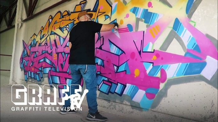 GRAFFITI TV: YSEN