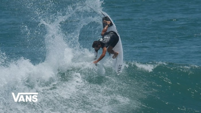 Tomas Hermes' SOMA | Surf | Vans