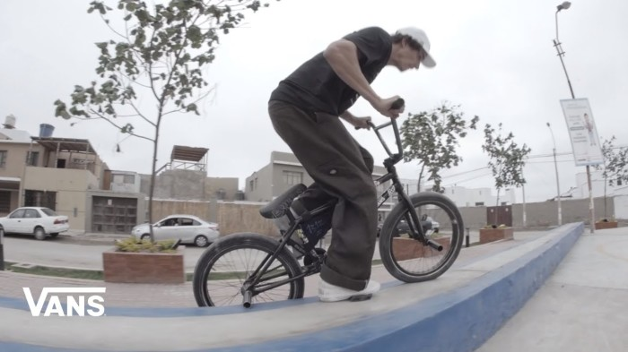 Vans BMX presents: 'Grey'