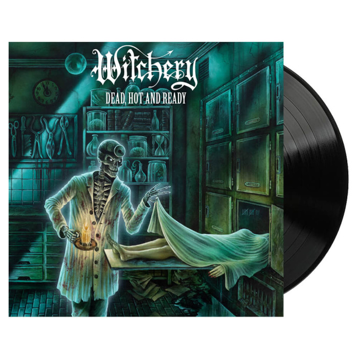 Witchery 'Restless & Dead' / 'Witchburner' / 'Dead, Hot And Ready' / 'Symphony For The Devil'