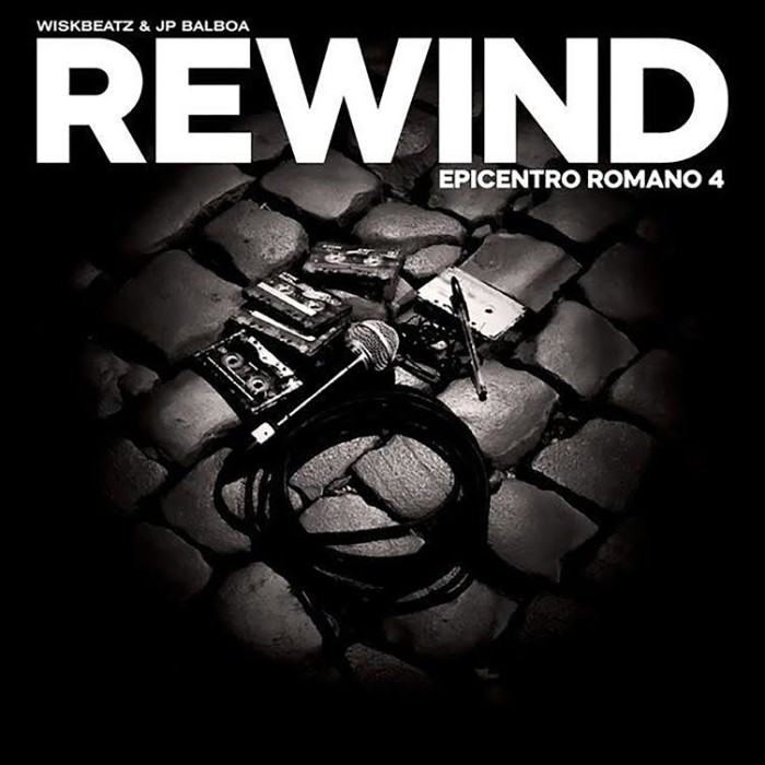 'Rewind – Epicentro Romano 4′ in digital download