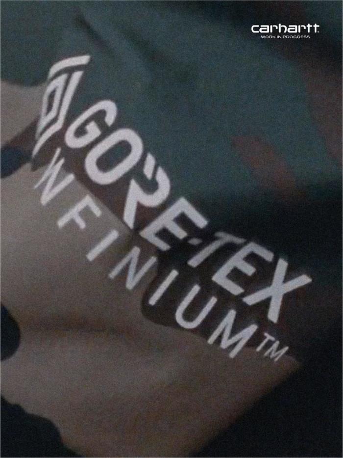 GORE – TEX INFINIUM x CARHARTT WIP