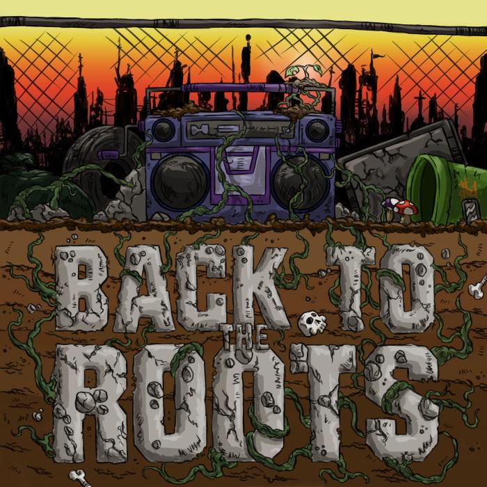 """'Back To The Roots', la crew romana pubblica l'omonimo album """"alla ricerca delle origini dell'hip hop"""""""