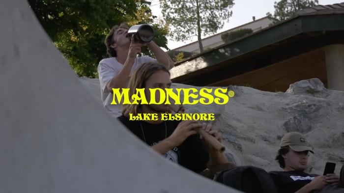 Madness at Lake Elsinore Video!