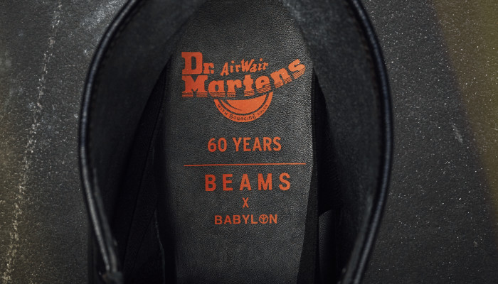 DR. MARTENS X BEAMS X BABYLON