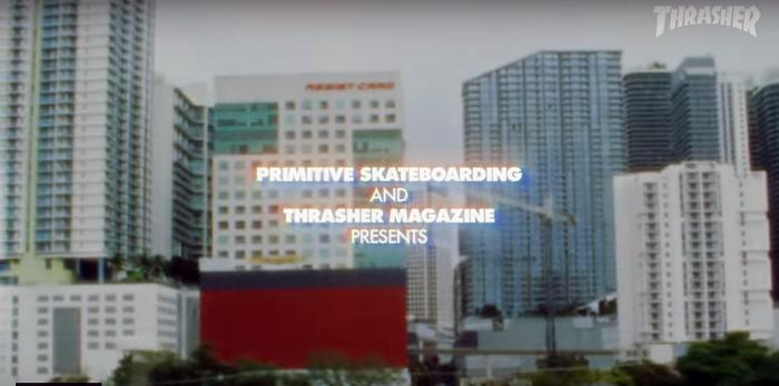 Primitive Skateboard's 'Rome' Video