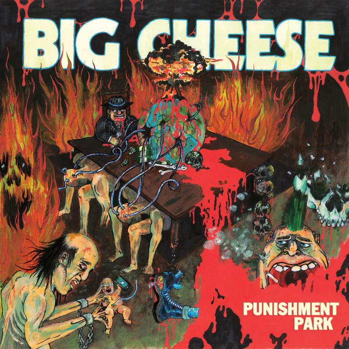 Big Cheese 'Punishment Park'
