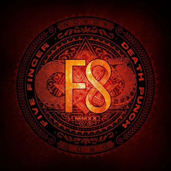 Five Finger Death Punch 'F8′