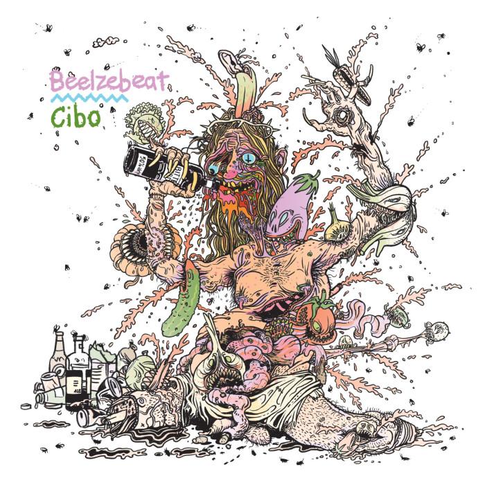 Cibo / Beelzebeat  'Split'