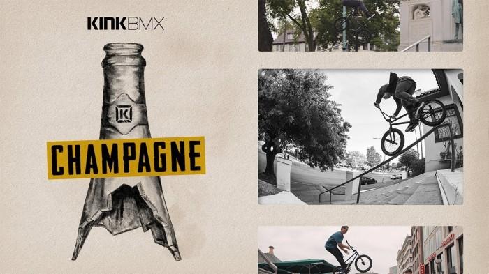 Kink BMX presents 'Champagne' (Full Video)