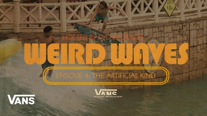 Weird Waves Season 2: Wave Pools | Surf | Vans