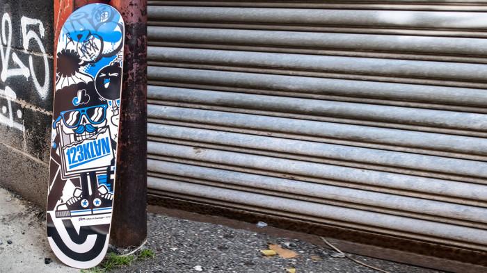 Limited Skateboards 123Klan X 1XRun