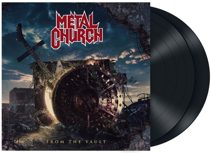 Metal Church 'From The Vault'