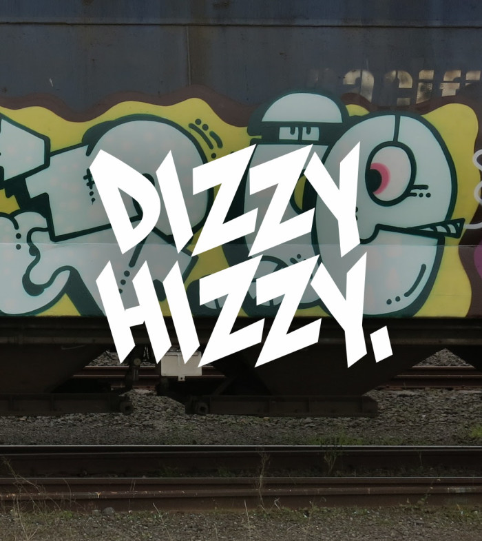 BSP Clothing Five For Five – DIZZY HIZZY Graffiti interview