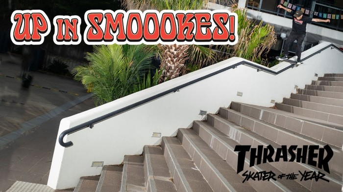SOTY Trip 2019 'Up in Smoookes!' Video