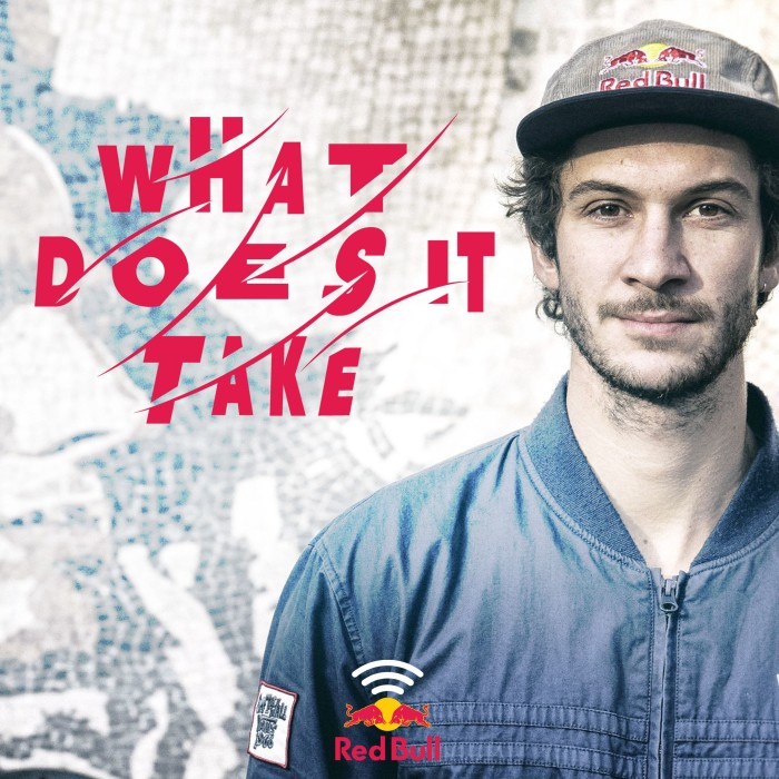 Matthias Dandois launches What Does It Take, a brand new podcast series featuring Danny MacAskill in Episode 1.
