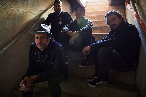 THE BOUNCING SOULS SIGN TO PURE NOISE RECORDS