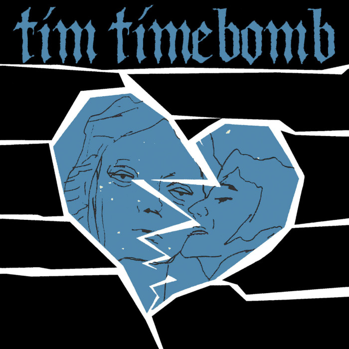 Tim Timebomb (aka Tim Armstrong of Rancid) – Wild Honey Records releases Tim Timebomb 7″ vinyl to fund the new field hospital in Bergamo, Italy