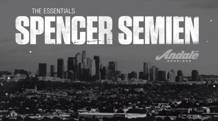 Andale Bearings The Essentials with Spencer Semien