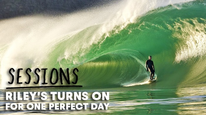 Ireland's Big Wave Crew converges for the best swell in years at Riley's